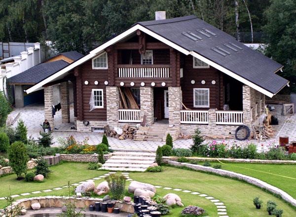 От площади участка зависят и размеры жилища.
