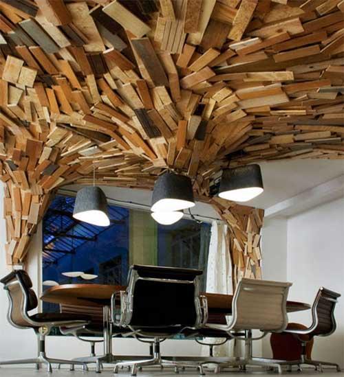 Отделка квартир из дерева своими руками