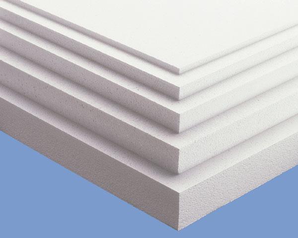 Панели пенополистирола разной толщины