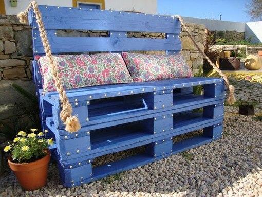 Переработка деревянных поддонов может стать увлекательным занятием