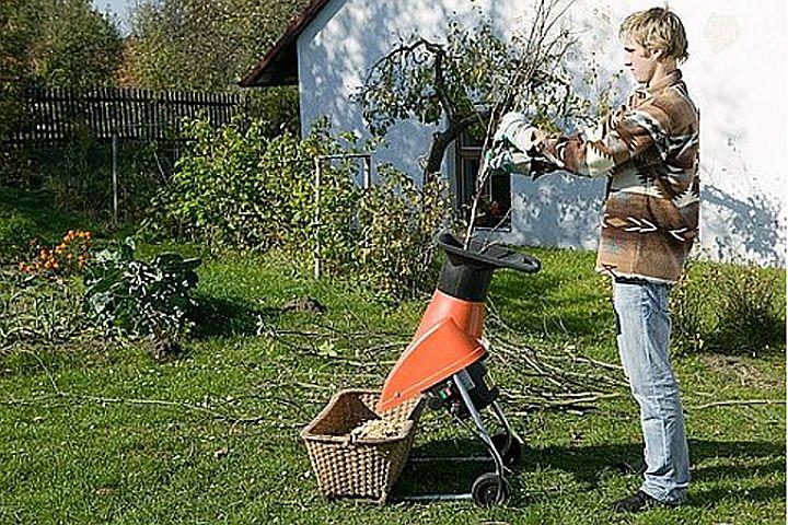 Измельчитель для огорода своими рукам