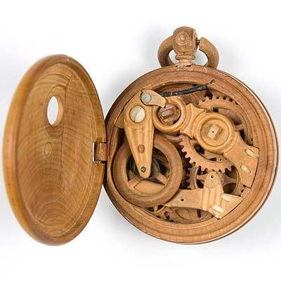 Первые часы Бронникова.