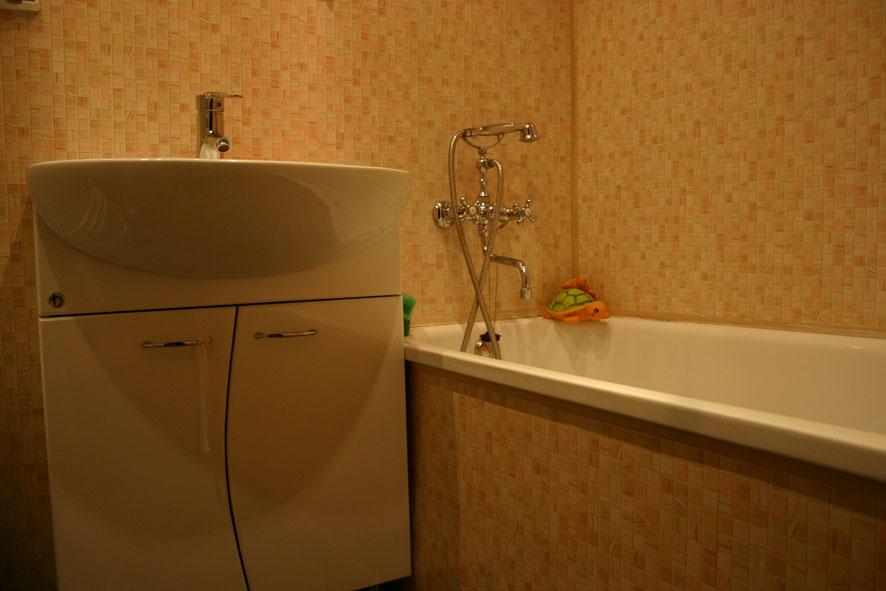 Пластиковые панели для ванной фото дизайн ванной