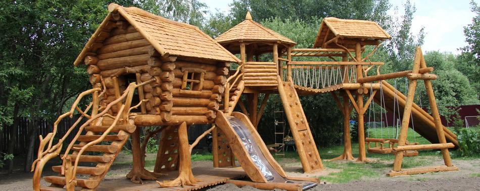 Детские домики своими руками из дерева фото 487