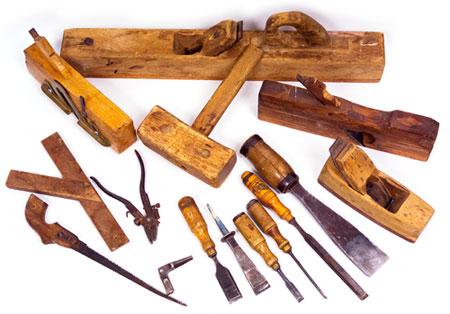 Плотницкие инструменты