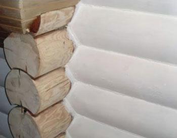 Покрытые жидким утеплителем стены не только не пропускают тепло и влагу, но и имеют довольно неплохой внешний вид