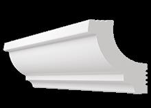 Полиуретановый плинтус 35 на 35 мм