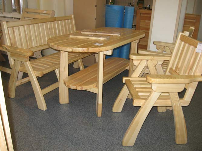 Мебель из дерева фото своими руками