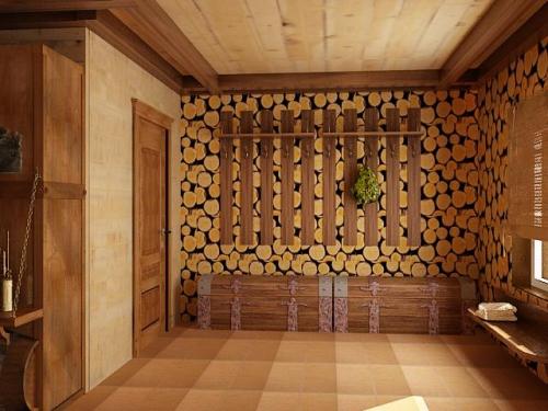 Применение отходов деревообрабатывающей промышленности в отделке стен