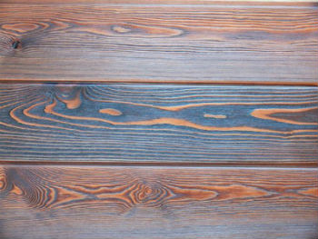 Пример обработки древесины цветным воском