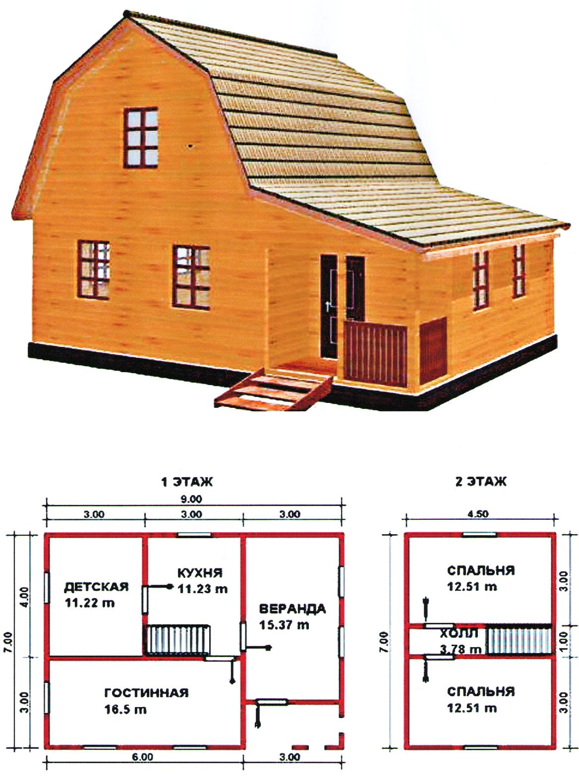 Сделать проект как построить дом