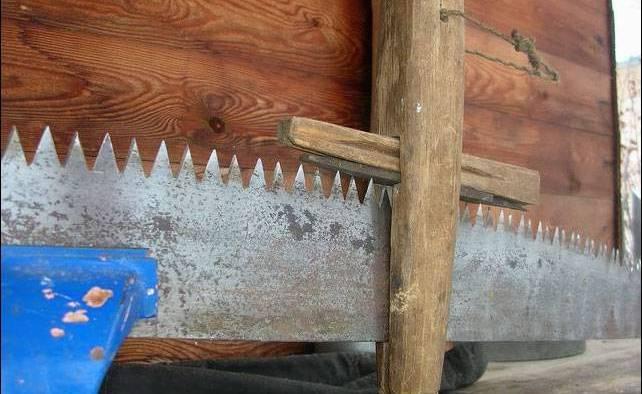 Как заточить ножовку