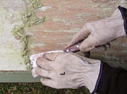 Производить удаление покрытия механическим методом без использования дополнительных мер довольно сложно, и этот процесс может отнять довольно много времени и сил