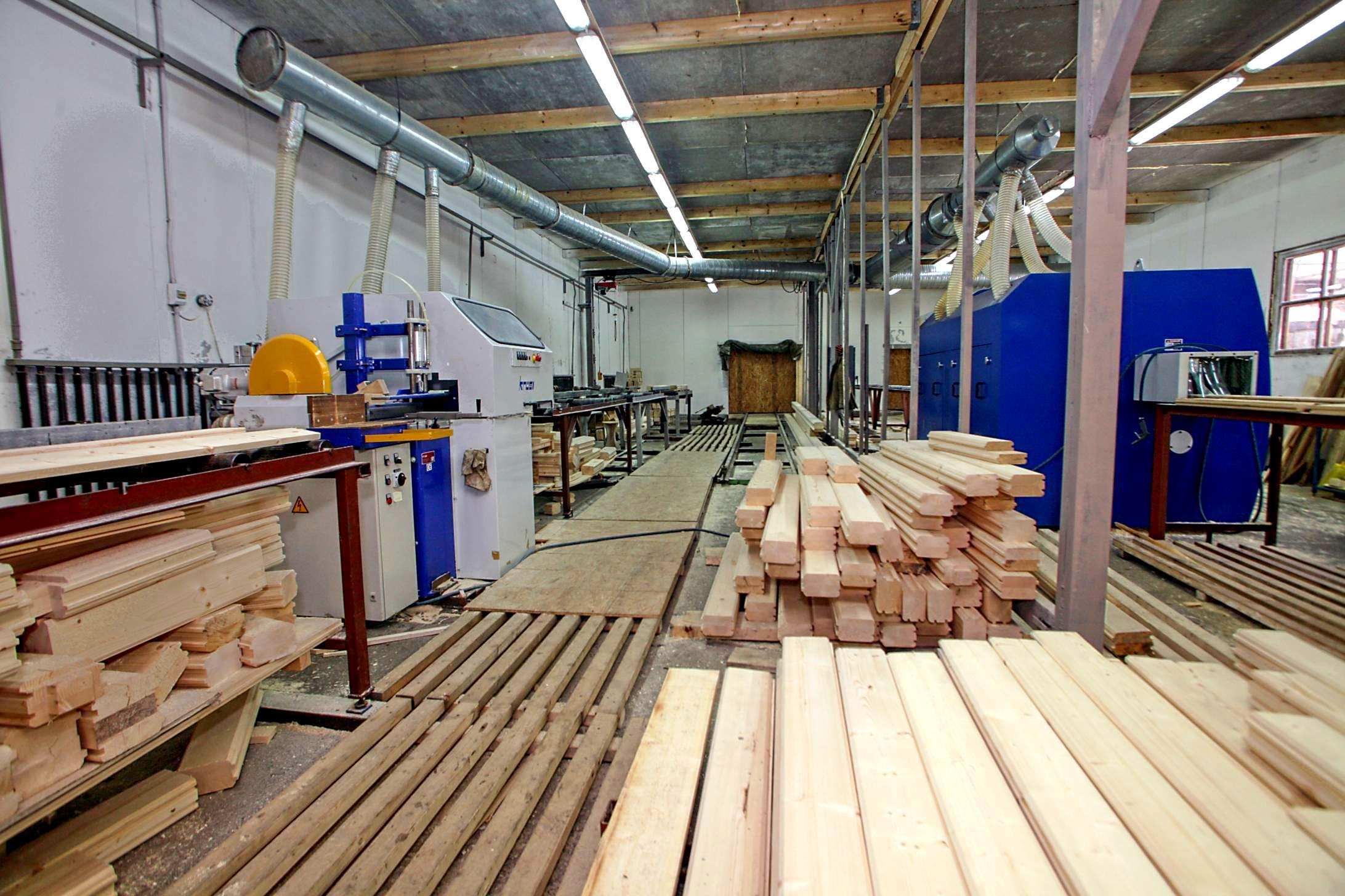 Производственный цех в городе Уфа.