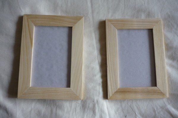 Сделать деревянные рамки для фото своими руками