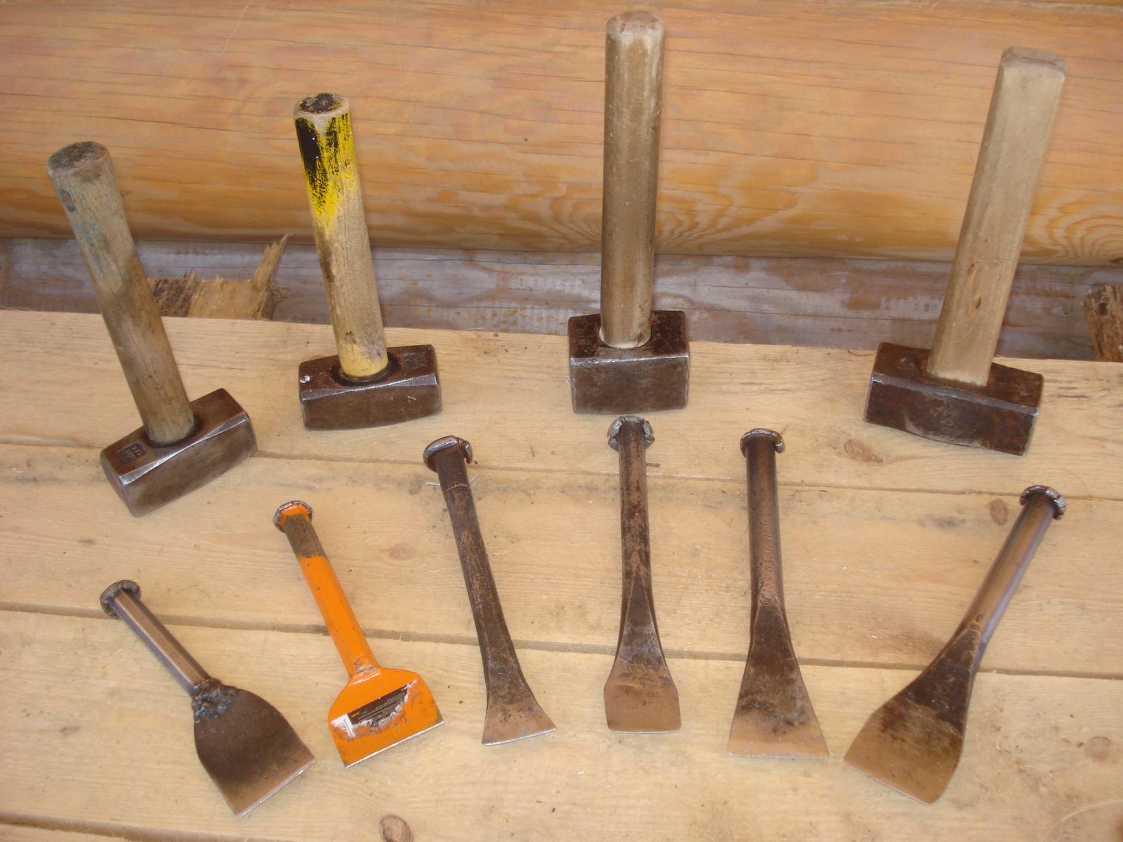 Простые инструменты – легкие действия.