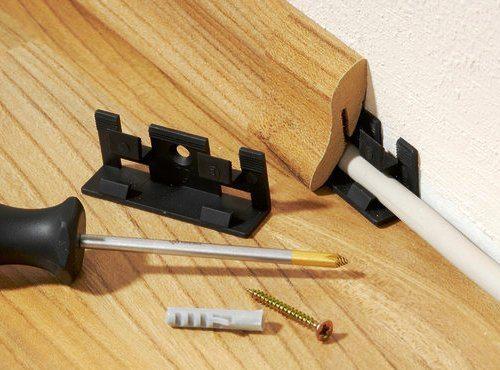 Работы по укладке не требуют наличия сложного оборудования