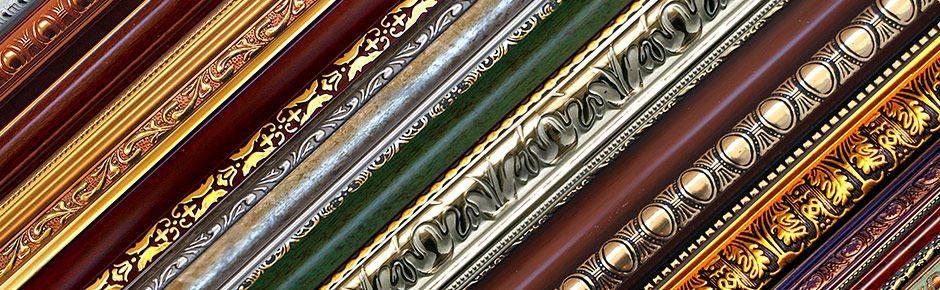 Разнообразие фактурного и цветового исполнения китайских багет