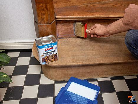 Реставрация деревянных лестниц требуется особенно часто.
