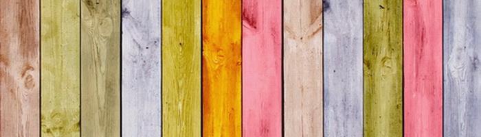 Результат обработки древесины различными составами