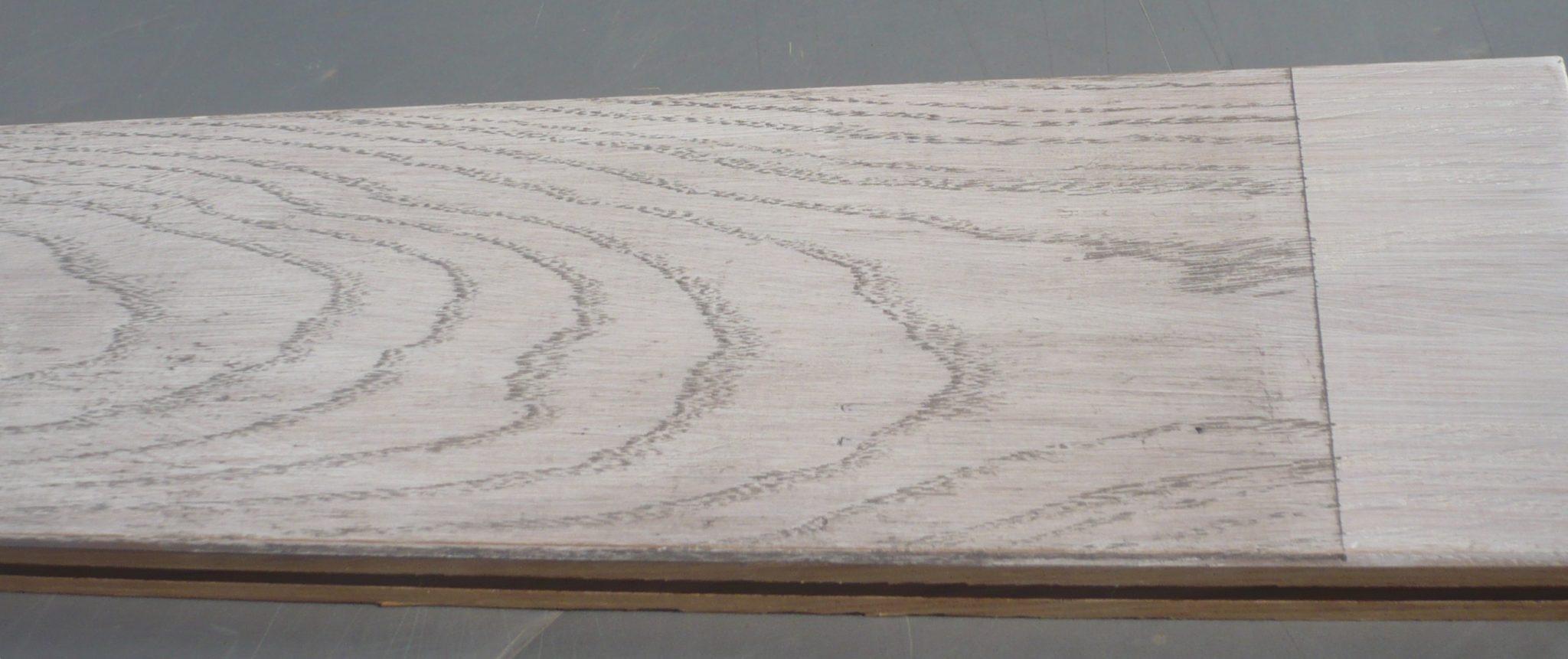 Как сделать цвет беленый дуб