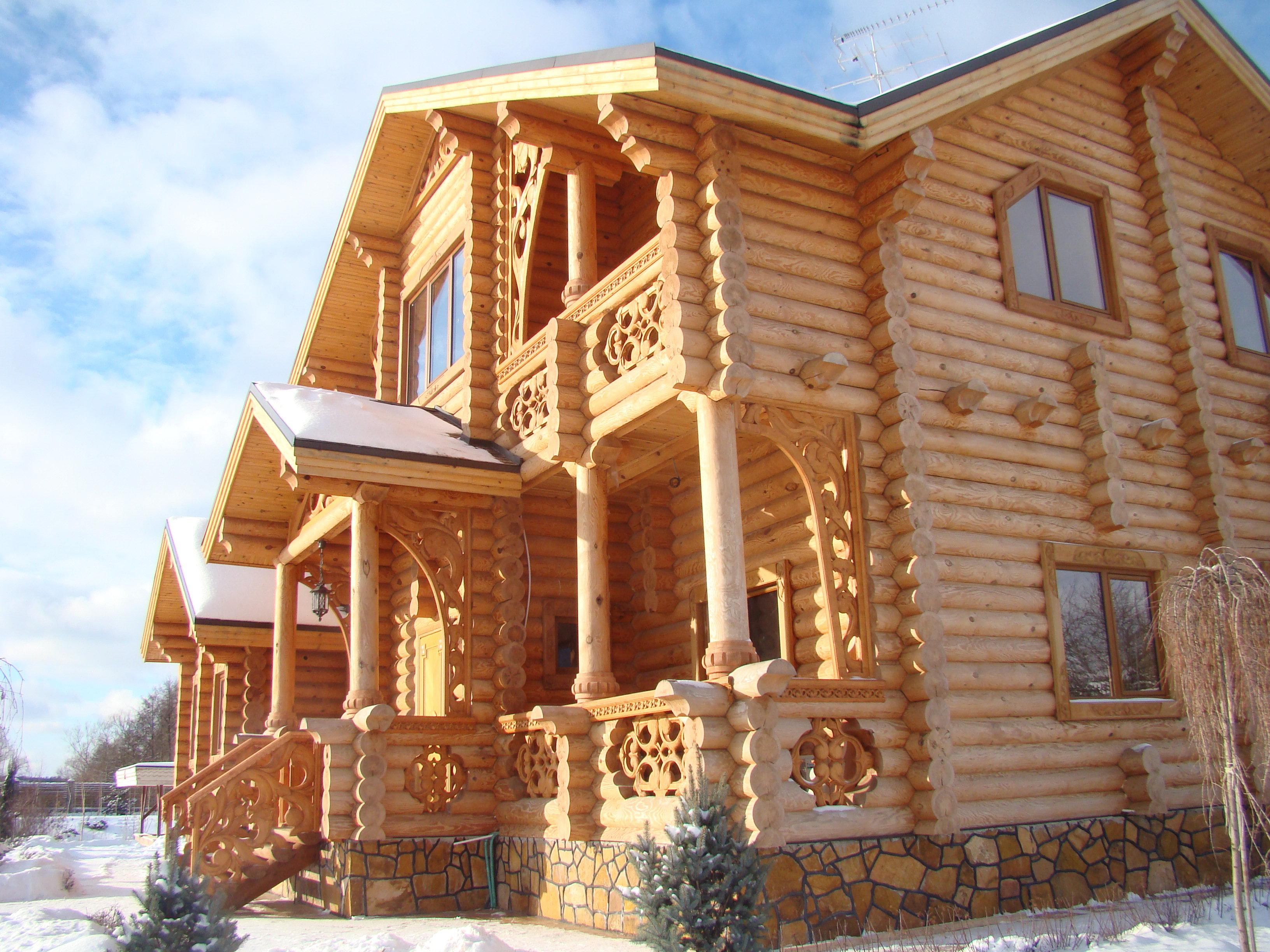 С помощью противопожарных составов любое деревянное здание будет надежно защищено от воздействия огня