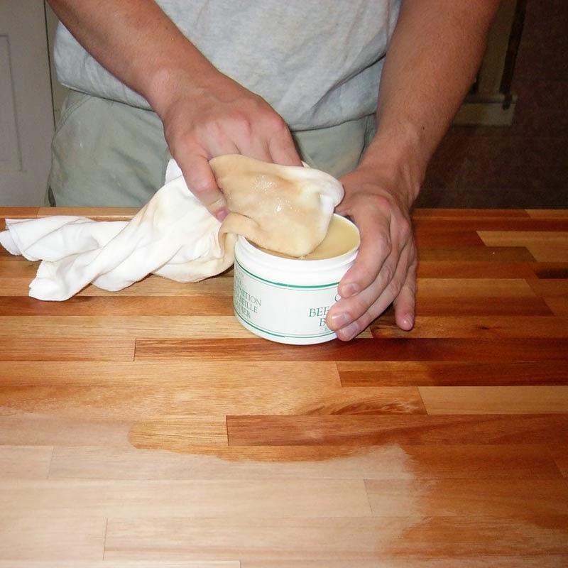 Как полировать древесину