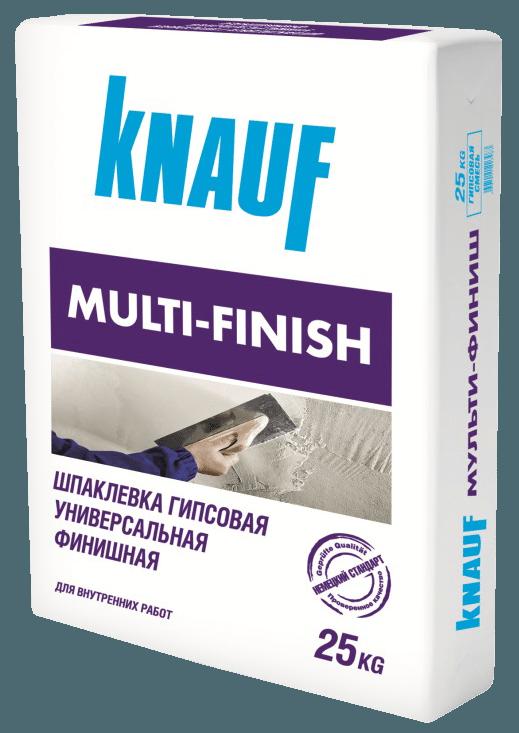 Самая популярная порошкообразная гипсовая шпатлёвка KNAUF (финишная)