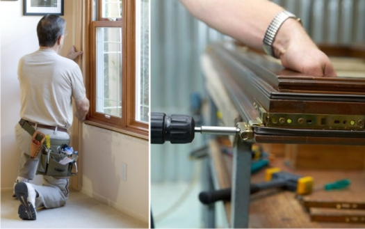 Самостоятельный ремонт деревянных окон со стеклопакетами