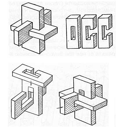 Сборка головоломки ОСС