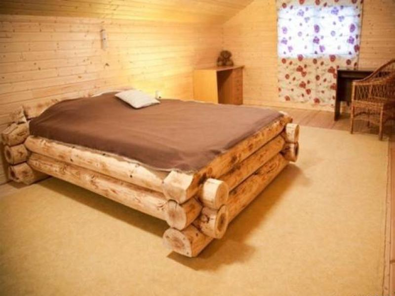 Изготовить вСтроим дом своим руками из бревна
