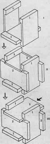 Схема сборки изделия