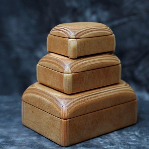 Деревянные коробки для вина своими руками 128