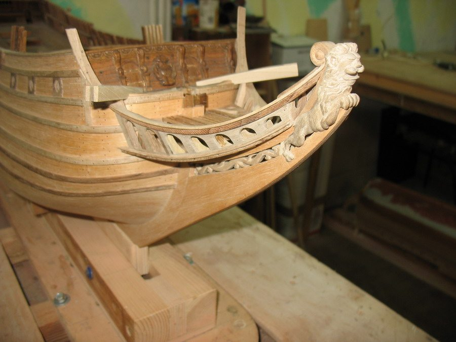 Корабль фото из дерева своими руками