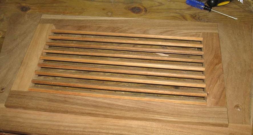 Жалюзи деревянные как сделать