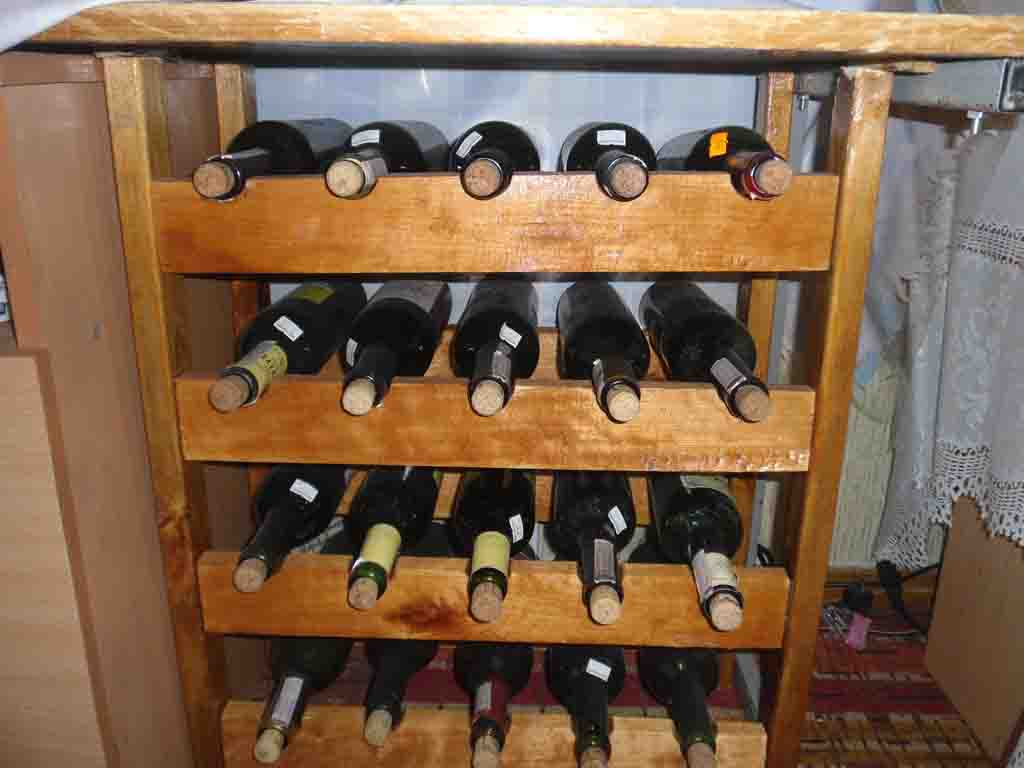 Шкаф для вин своими руками 763
