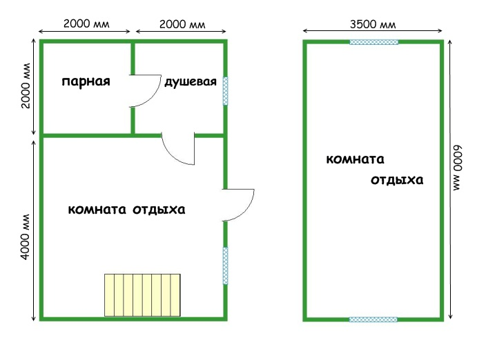 Стоит помнить и тот факт, что чем больше строение, тем больше его цена, поэтому выбирать слишком большие варианты тоже не стоит