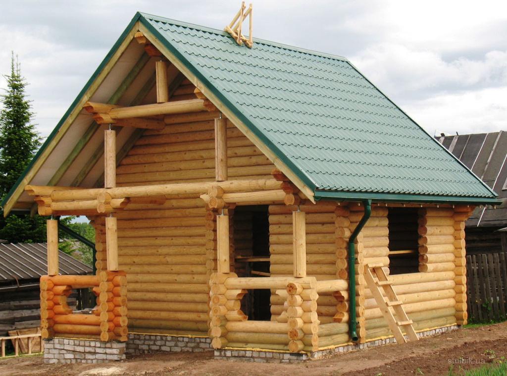 Договор На Строительство Дома Из Бревен