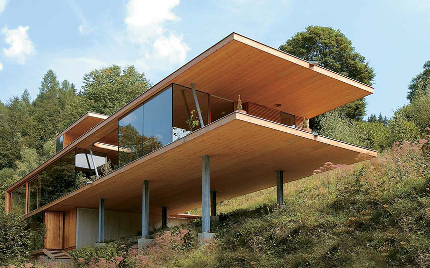 Строительство деревянных домов из клееного бруса и панелей вышло на новый уровень.