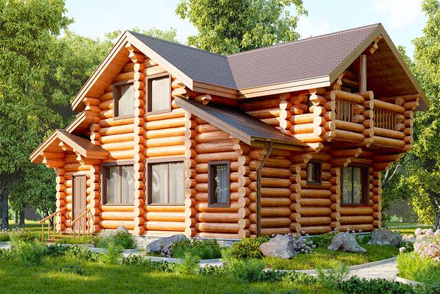 Строительство деревянных домов из сруба не теряет своей популярности в наши дни.