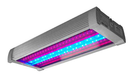 Светодиодная лампа для быстрой «выгонки» рассады