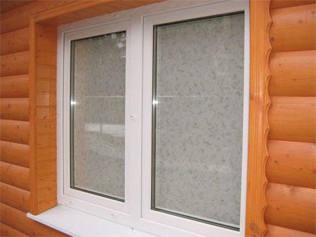 Установка пластиковые окна в деревянном доме своими руками видео 93