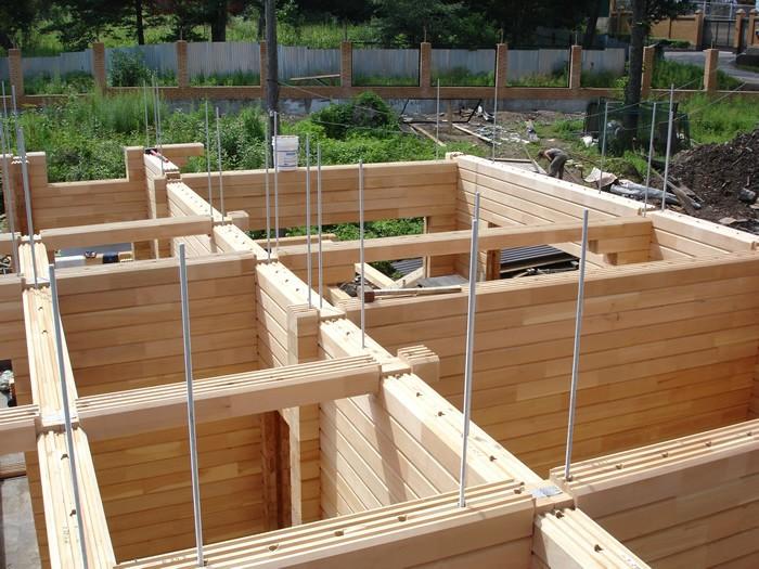 Строим дом из клееного бруса Ремонт дома