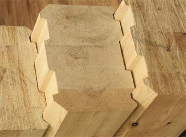 Так выглядит продукция на основе отдельных ламелей.