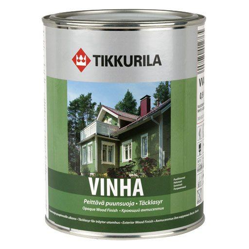 Тиккурила Vinha–хорошая краска для наличников дверей