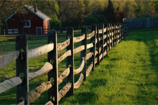 Тип «ранчо» создает аутентичный деревенский стиль
