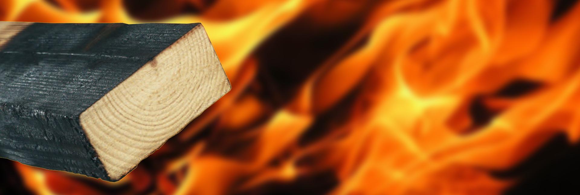 Пропитка от горения древесины своими руками