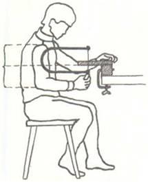 Удобное расположение обеспечивает высокое качество работ
