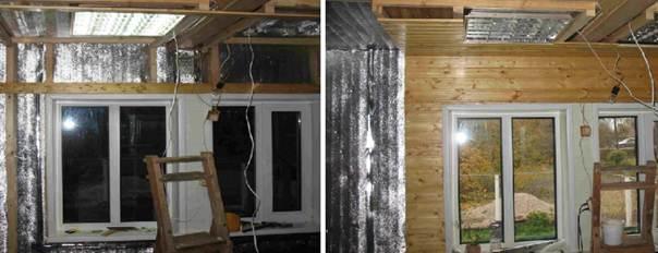 Утеплить старый дом своими руками изнутри
