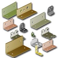 В продаже можно встретить уголки самых различных размеров и конфигураций